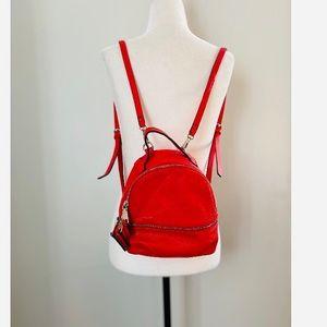 Steve Madden Mini Red Bijacki Backpack women's